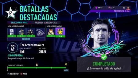 Fifa 21 Volta Football En Los Menus 46