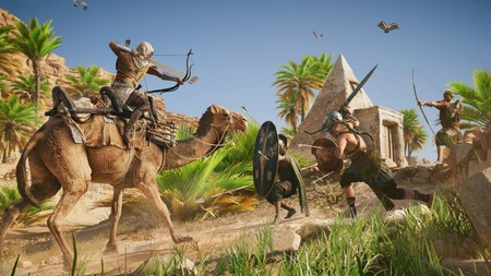 Ración doble de Assassin's Creed: Origins con sus packs de Xbox One S y un tráiler con el origen de la hermandad