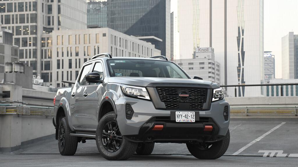 Nissan Frontier 2021, a prueba: la pick-up más vendida de México ahora es más ruda y segura