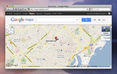 Google renueva la interfaz de Maps y Calendar, más rediseños en camino