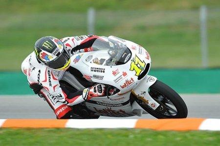 MotoGP República Checa 2011: Sandro Cortese gana, Nico Terol no acaba y Alberto Moncayo sube al podio