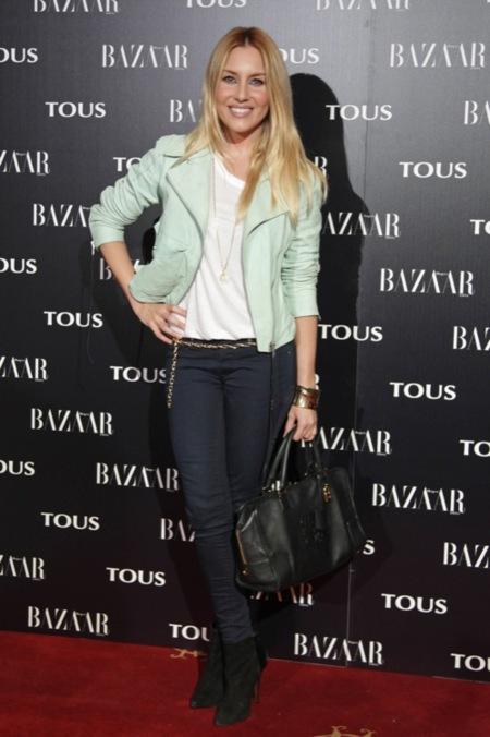 Berta Collado Harpers Bazaar Tous 2012