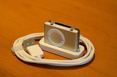 iPod Shuffle en imágenes