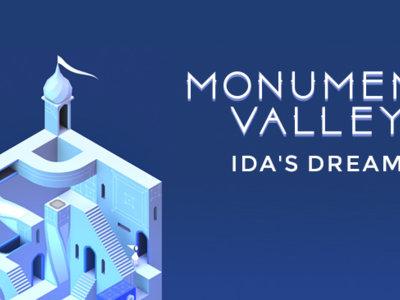 El capítulo gratuito Monument Valley: Ida's Dream ya disponible, Amazon te regala hoy el juego