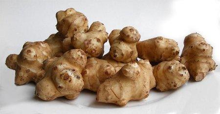Topinambur, aguaturma o pataca