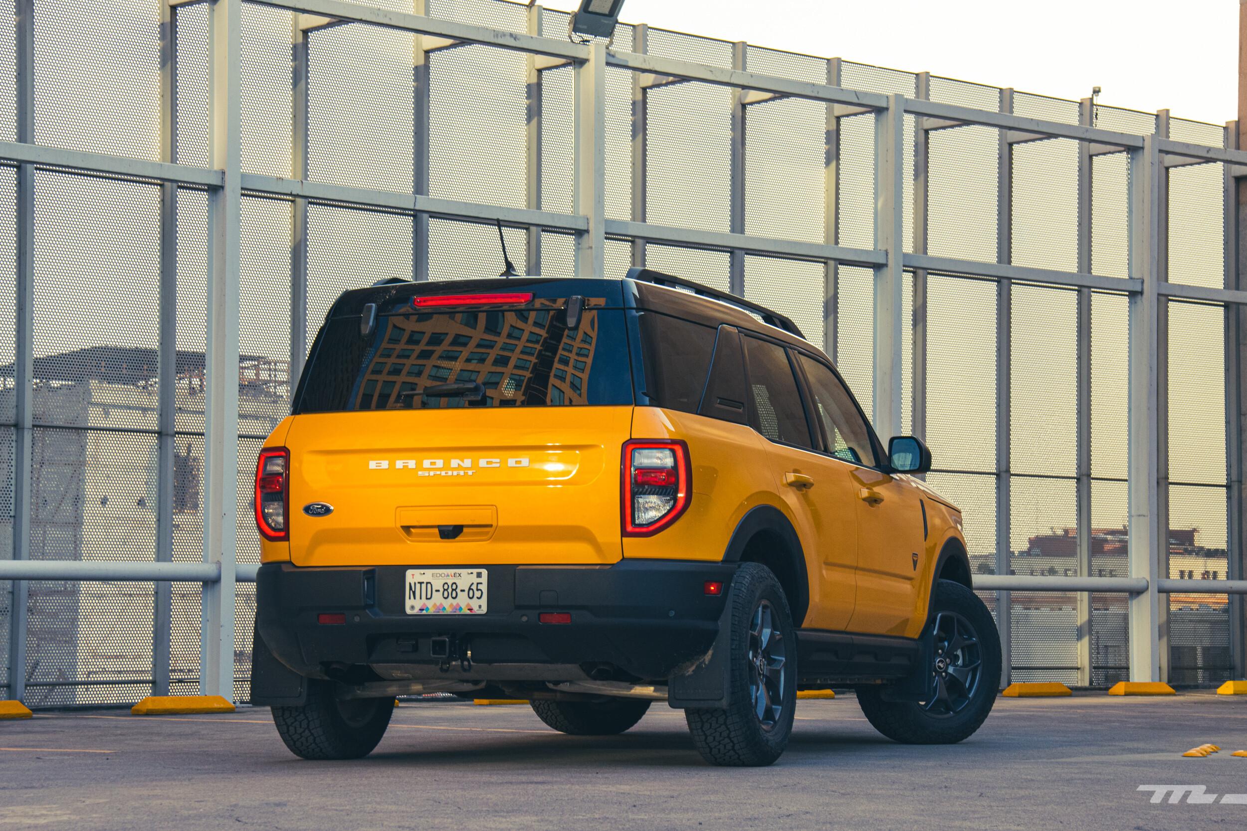 Foto de Ford Bronco Sport, a prueba (19/50)