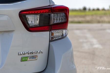 Subaru Impreza Ecohybrid 2021 Prueba 002