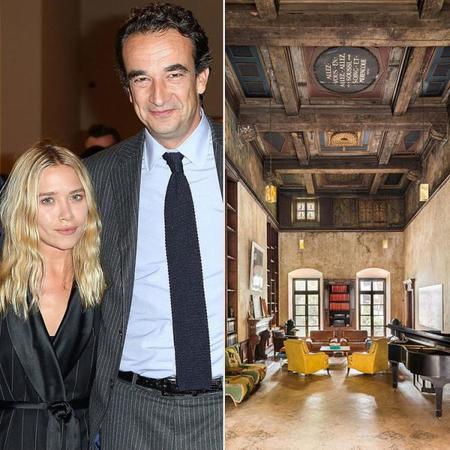 El nuevo hogar de Mary-Kate Olsen y Olivier Sarkozy en Manhattan