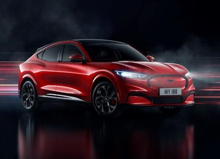 El Ford Mustang Mach-E tendrá un hermano menor basado en el Volkswagen ID.3