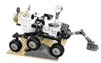 Regálate un paseo por Marte... ¡en el Curiosity de Lego!