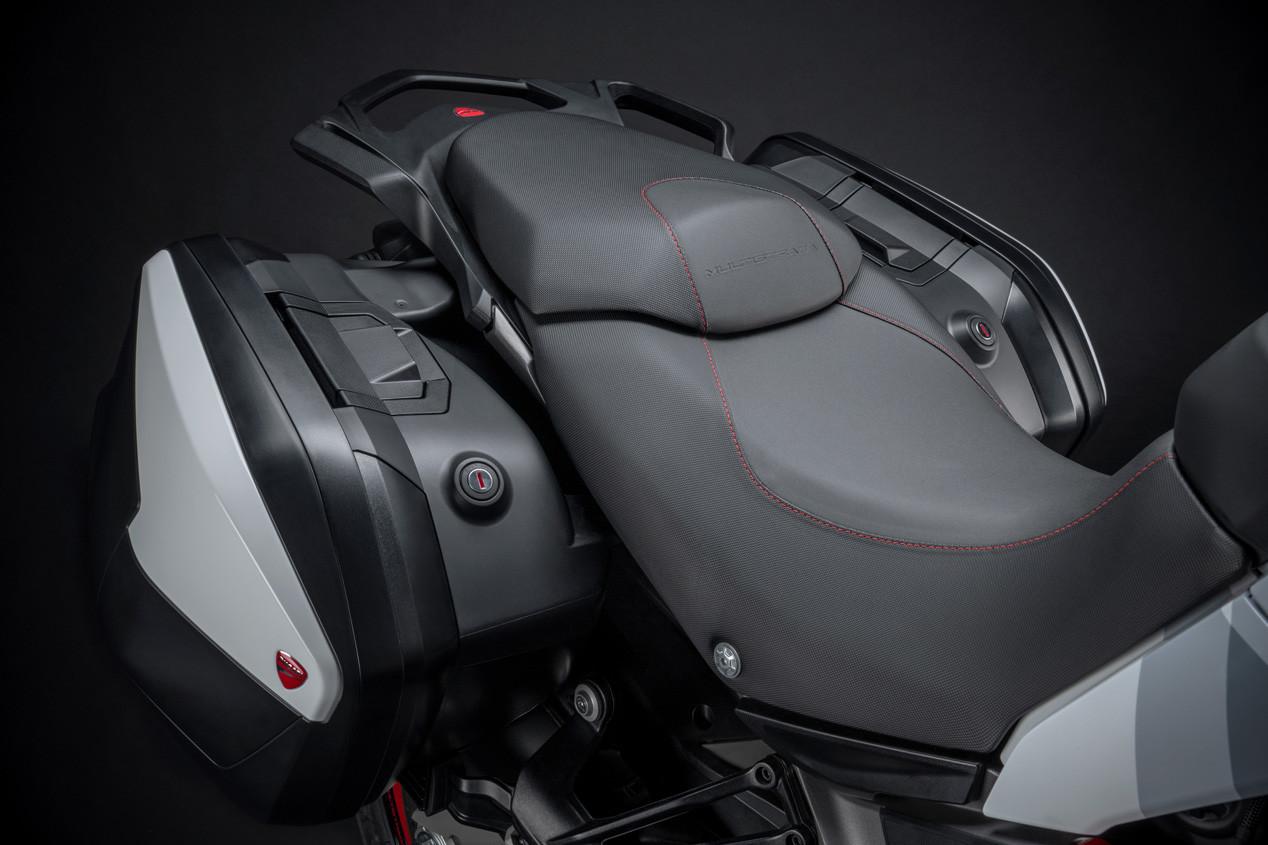 Foto de Ducati Multistrada 950 S GP White 2020 (2/8)