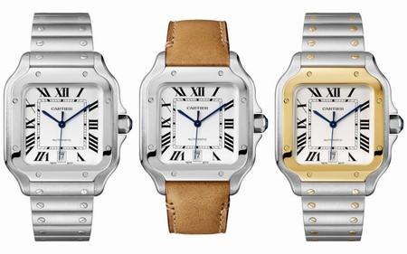 Jake Gyllenhall Debuta Como Imagen Del Clasico Reloj Santos De Cartier