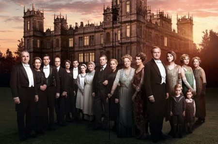 'Downton Abbey' empieza a despedirse con fotos oficiales y un vistazo a los últimos días de rodaje