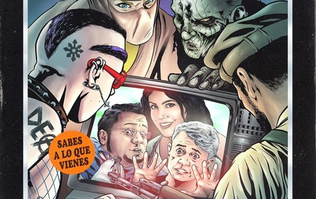 'Cinebasura: La peli' no es el bodrio del año pero tampoco tan divertida como pretende
