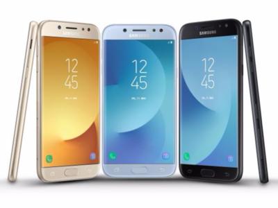 Samsung renueva su familia de gama media, así son los Galaxy J3, Galaxy J5 y Galaxy J7 de 2017