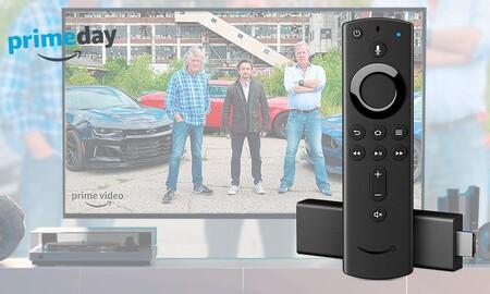 Disfrutar de series y películas este verano es más barato con el Fire TV Stick 4K: Amazon te lo deja 20 euros más barato