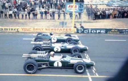Brabham Hulme F1