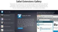 Apple actualiza Safari 5 con la Galería de Extensiones