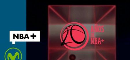 """Canal+ recuerda 20 años """"sin dormir"""" con la NBA"""