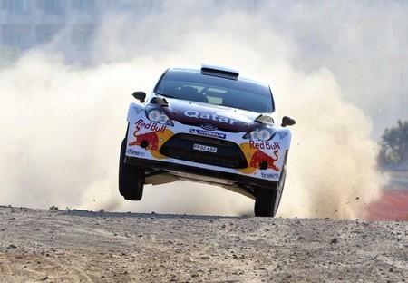 M-Sport confirma su acuerdo con Qatar para 2013