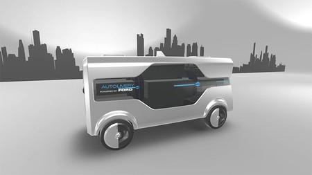 Para Ford el futuro de las compras es a través de drones y vehículos autónomos