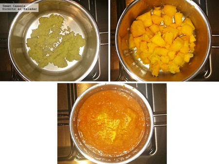 Sopa De Jitomate Y Calabaza 1