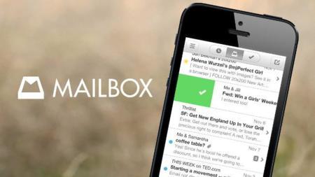 El cliente de correo Mailbox hace su llegada a Android