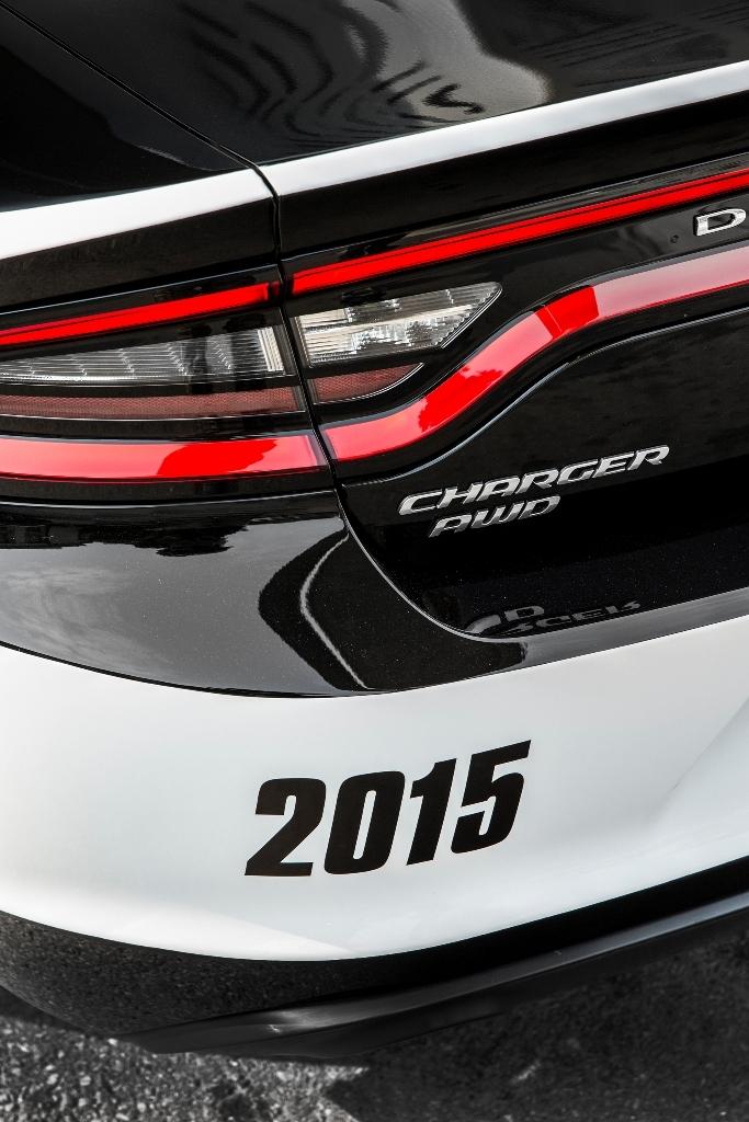 Foto de Dodge Charger Pursuit 2015 (9/10)