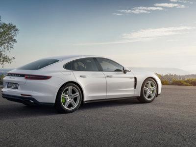 Porsche Panamera 4 E-Hybrid: con el E-Performance el motor eléctrico mejora las prestaciones