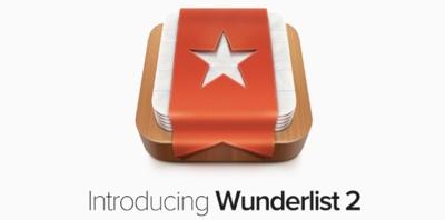 Wunderlist 2, ya disponible para descargar