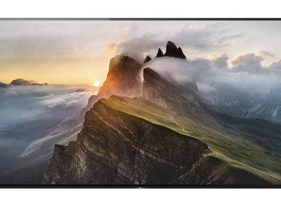 La impresionante TV OLED sin bocinas de Sony llega a México, este es su precio