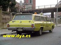 La ambulancia Nº 4 del DYA, un clásico de nuestras carreteras