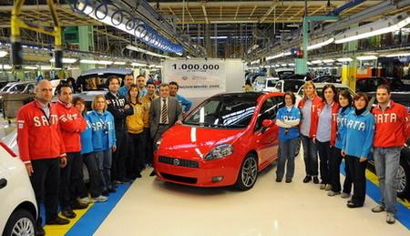 Fiat Grande Punto, breve reflexión después de un millón de unidades