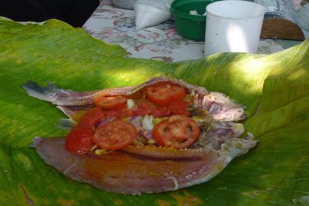 plato de cocina colombiana