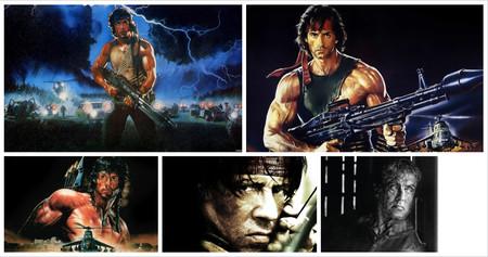 John Rambo, una cuestión de sangre: así ha evolucionado el inmortal personaje de Sylvester Stallone en cinco películas