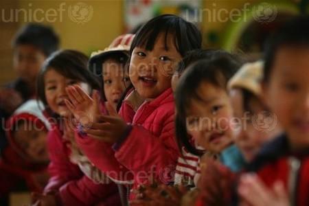 Dia de la Niña Viet Nam