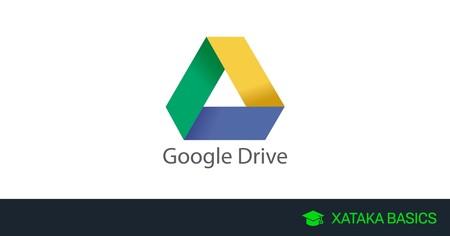 Cómo vaciar Google Drive, tanto en PC como en el móvil
