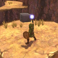 Localización de los cubos divinos de Zelda: Skyward Sword HD
