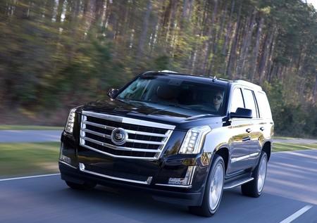 Cadillac Escalade eléctrico