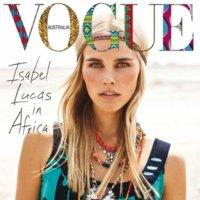 Duelo de portadas: para el mes de diciembre, ¿Elle UK o Vogue Aussie?