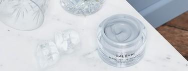 Te creerás que estás en un spa con la rutina termal para el rostro de Galénic: calor, frío y relax