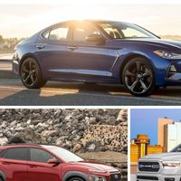 Estos son los ganadores del North American Car of the Year 2019