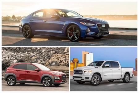 Estos son los ganadores del North American Car of the Year 2019