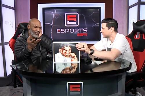 El día que Mike Tyson descubrió a Balrog de Street Fighter II