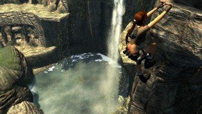 Tomb Raider: Legend, capturas de la versión para XBox 360
