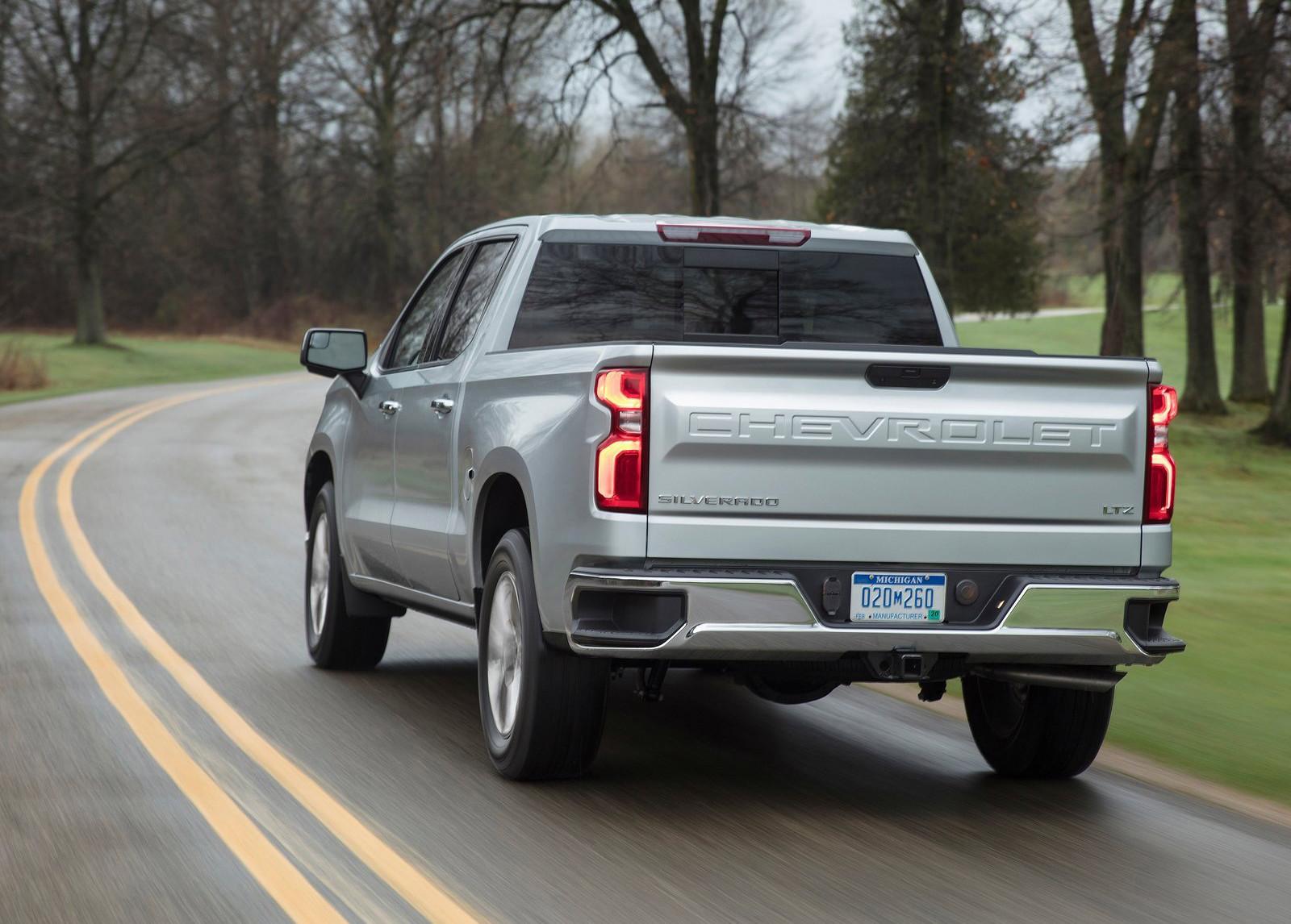 Foto de Chevrolet Cheyenne 2019 (11/14)