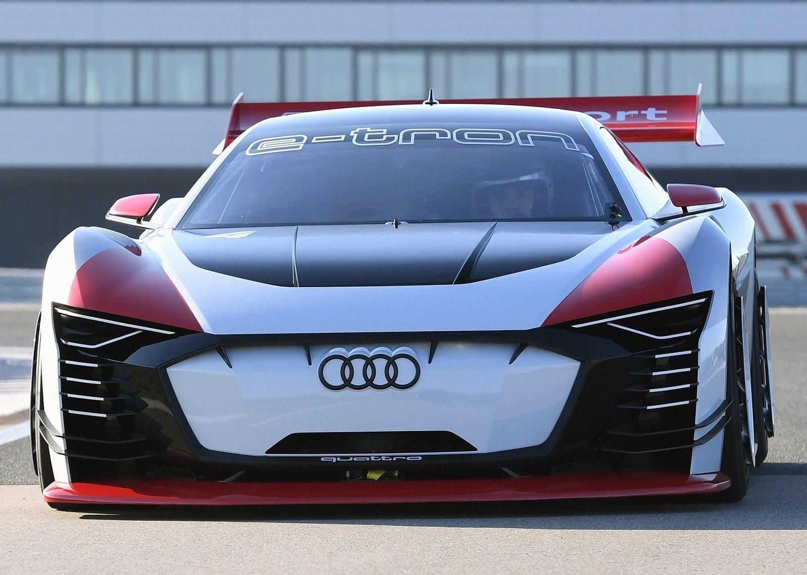 Foto de Audi e-tron Vision Gran Turismo Concept (10/12)
