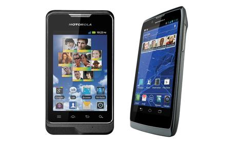 RAZR V y Motosmart, dos nuevos terminales de Motorola