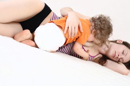 Lactancia en niños mayores