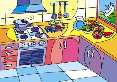 Optimizar el espacio (V): Consejos para la cocina